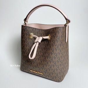 Michael Kors Suri Bucket Crossbody Bag